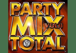 VARIOUS - Party Mix Total Vol.1  - (CD)