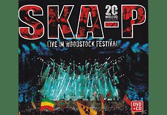 Ska-P - Live in Woodstock Festival (CD/DVD)  - (CD + DVD Video)