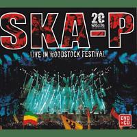 Ska-P - Live in Woodstock Festival (CD/DVD) [CD + DVD Video]