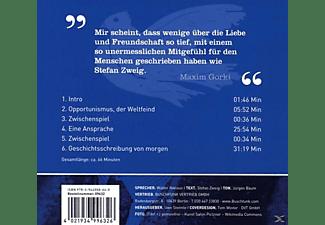 Walter Niklaus - Die schlaflose Welt  - (CD)