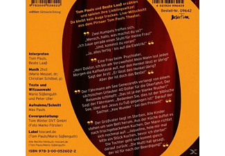 Tom Pauls - Die Witze der Sachsen  - (CD)