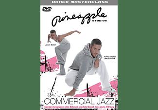 Pineapple Studios-Dance Masterclass Jazz DVD