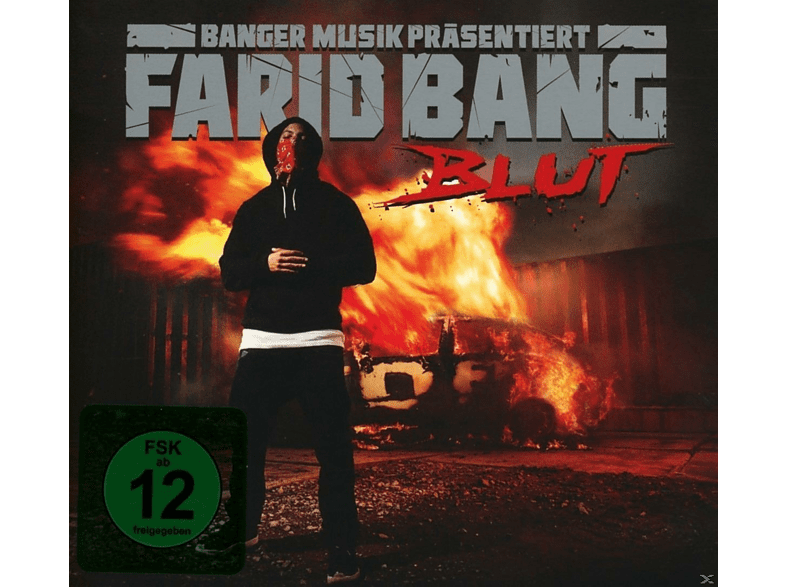 Farid Bang - Blut [CD + DVD Video]