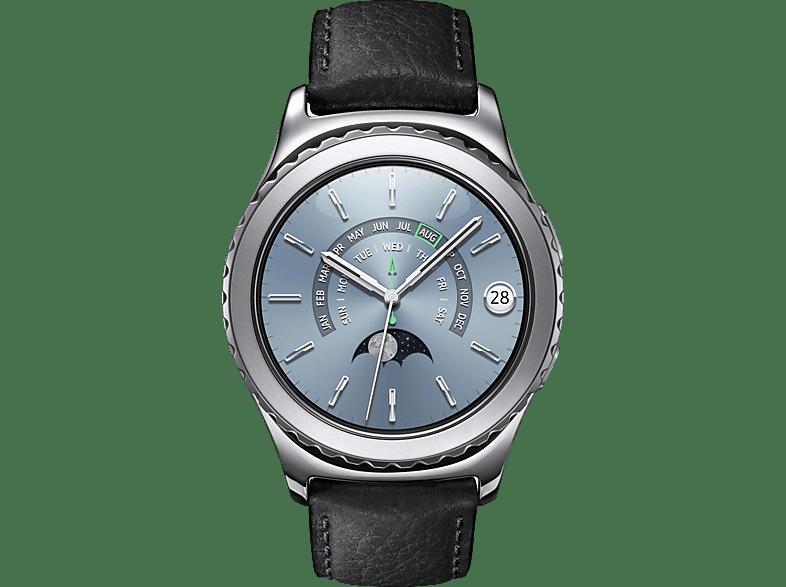 SAMSUNG  Gear S2 Classic Smart Watch, 170-200 mm, Platin
