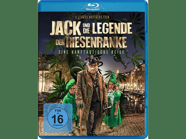 Jack und die Legende der Riesenranke - Eine hanftastische Reise [Blu-ray]