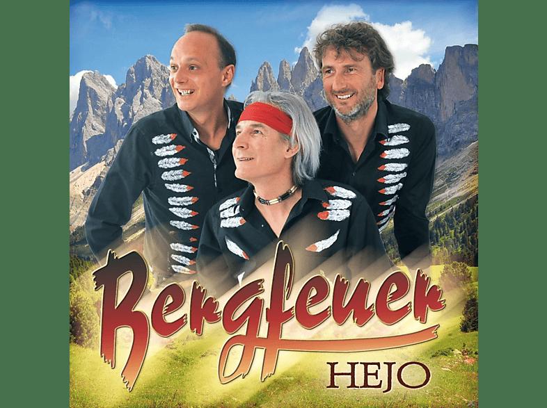 Bergfeuer - Hejo [CD]