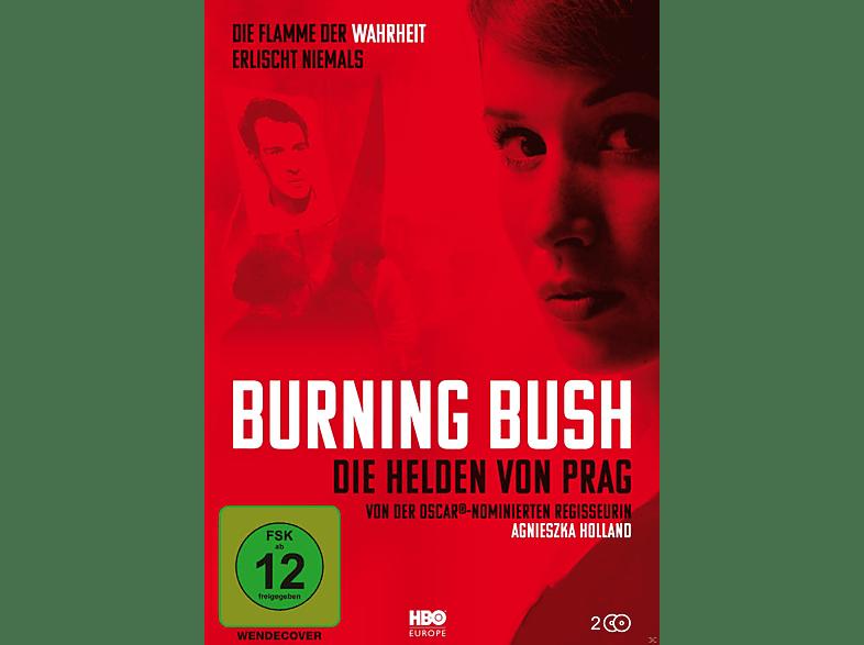 BURNING BUSH - DIE HELDEN VON [DVD]
