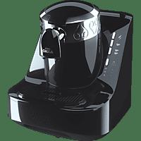 ARZUM OKKA Ok 002 Mokka-Maschine Schwarz/Silber