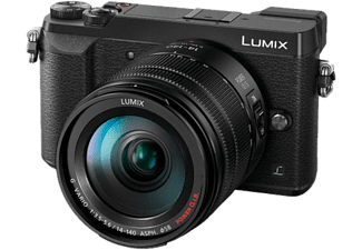 PANASONIC DMC-GX80HEG-K + 14-140mm Kit