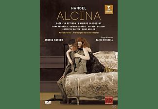 VARIOUS, Freiburger Barockorchester, Musicaeterna - Alcina  - (DVD)