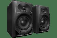 PIONEER DM-40 Monitor-Lautsprecher (Aktiv-Lautsprecher, Schwarz)