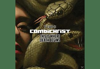 Combichrist - This Is Where Death Begins (2LP+CD)  - (LP + Bonus-CD)