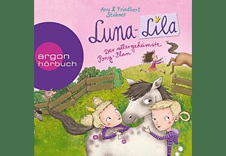 - Luna-Lila - Der allergeheimste Pony-Plan  - (CD)
