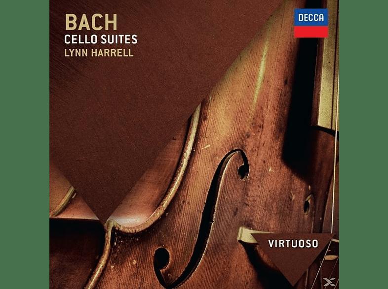 Lynn Harrell - Cellosuiten [CD]