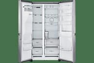 LG GSJ961NEAZ  Side-by-Side (376 kWh/Jahr, A++, 1790 mm hoch, Edelstahl)