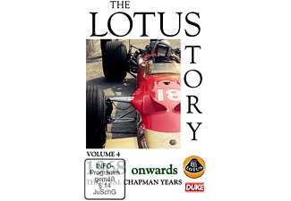 Lotus Story Vol 4 DVD