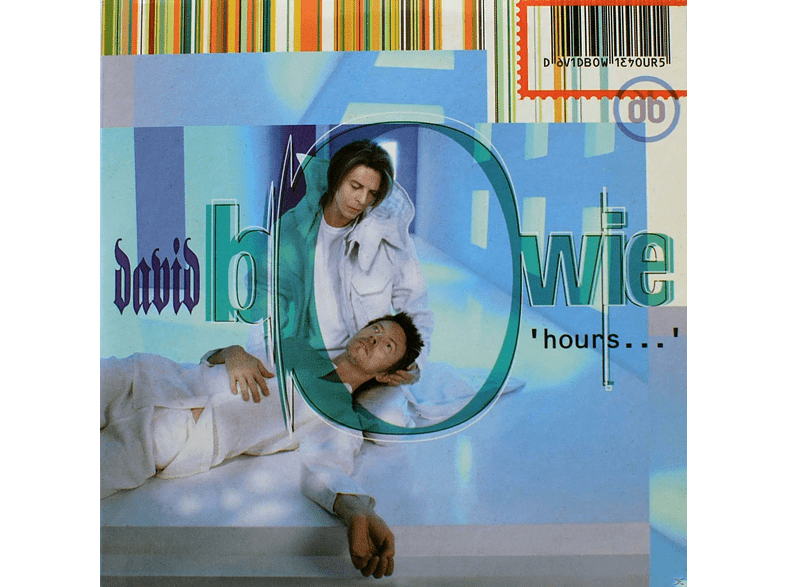 David Bowie - 'Hours...' [CD]
