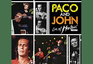 John McLaughlin, Paco de Lucía - Paco & John-Live At Montreux 1987  - (CD + DVD Video)