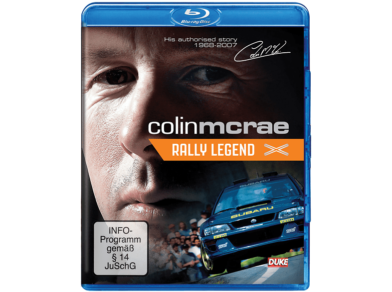 Rally Lagend - Colin McRae [Blu-ray]