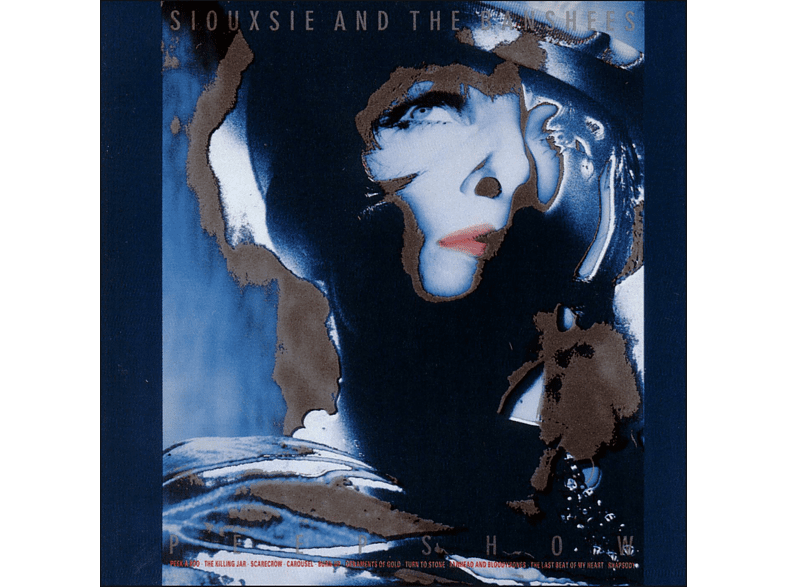 Siouxsie and the Banshees - PEEP SHOW [CD]