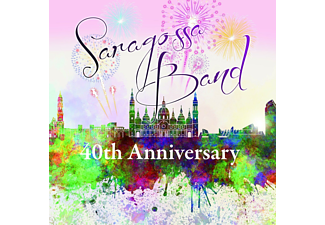 Saragossa Band - 40th Anniversary  - (CD)