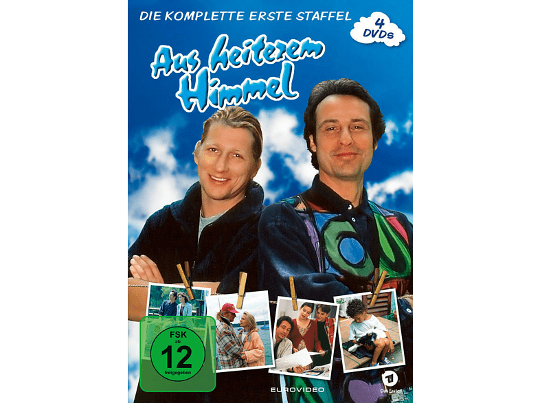 Aus heiterem Himmel - Staffel 1 [DVD]