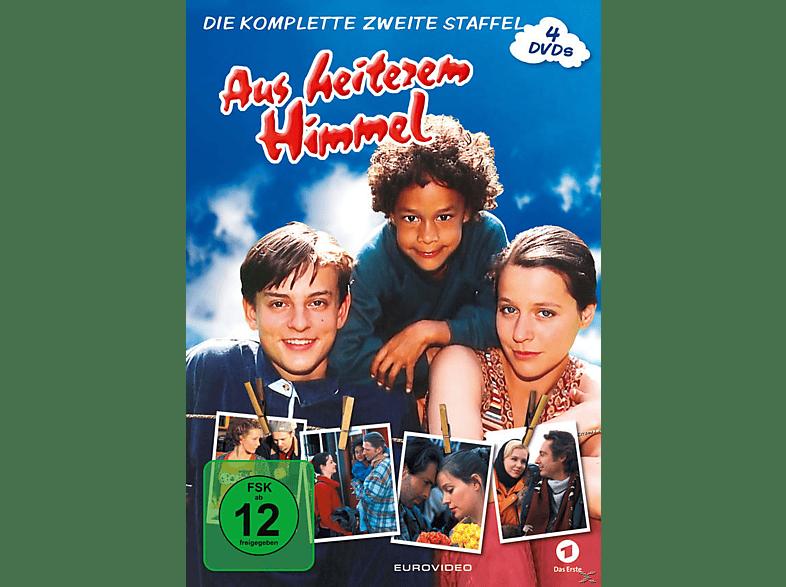 Aus heiterem Himmel - Staffel 2 [DVD]