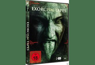 Exorcism Tapes Box DVD