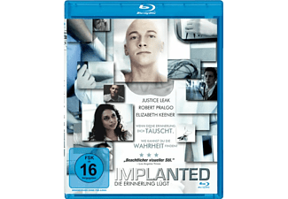 Implanted - Die Erinnerung lügt Blu-ray