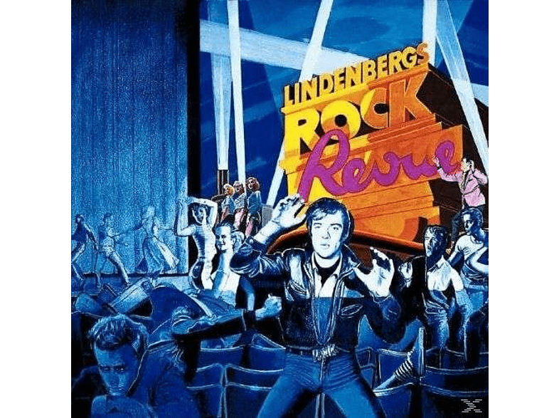 Udo Lindenberg & Das Panikorchester - Lindenbergs Rock-Revue (Remastered) [Vinyl]