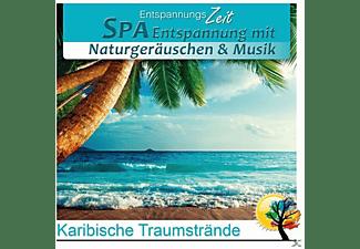 Entspannungszeit - SPA-Entspannung mit Naturgeräuschen  - (CD)