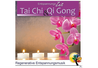 Entspannungszeit - Tai Chi & Qi Gong  - (CD)