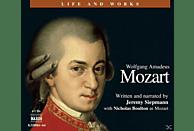 Jeremy Siepmann, Siepmann,Jeremy/Boulton,Nicola - Life & Works-Mozart - (CD)