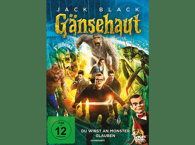 Dvd Gänsehaut