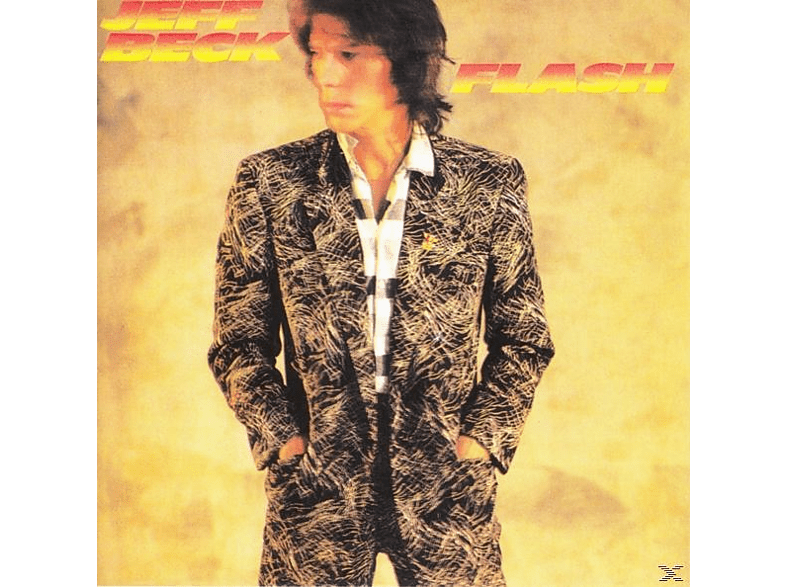 Jeff Beck - Flash [CD]
