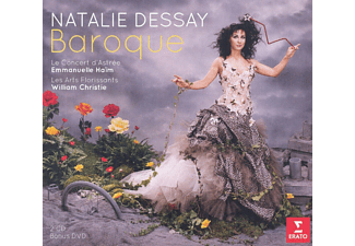 Natalie Dessay, Le Concert D`Astrée, Les Arts Florissants - Baroque - (CD + DVD Video)