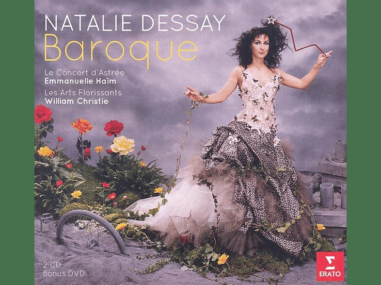 Natalie Dessay, Le Concert D`Astrée, Les Arts Florissants - Baroque [CD + DVD Video]