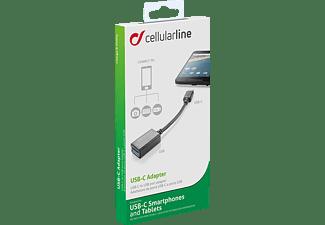 CELLULAR LINE 37478 USB Adapter Schwarz
