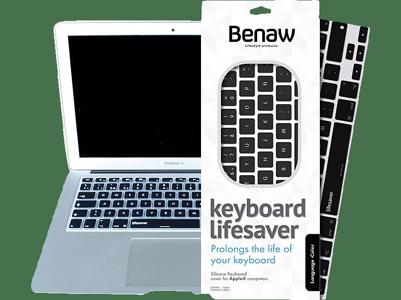 BENAW Lifesaver 13 Zoll UK, Tastatur Skin