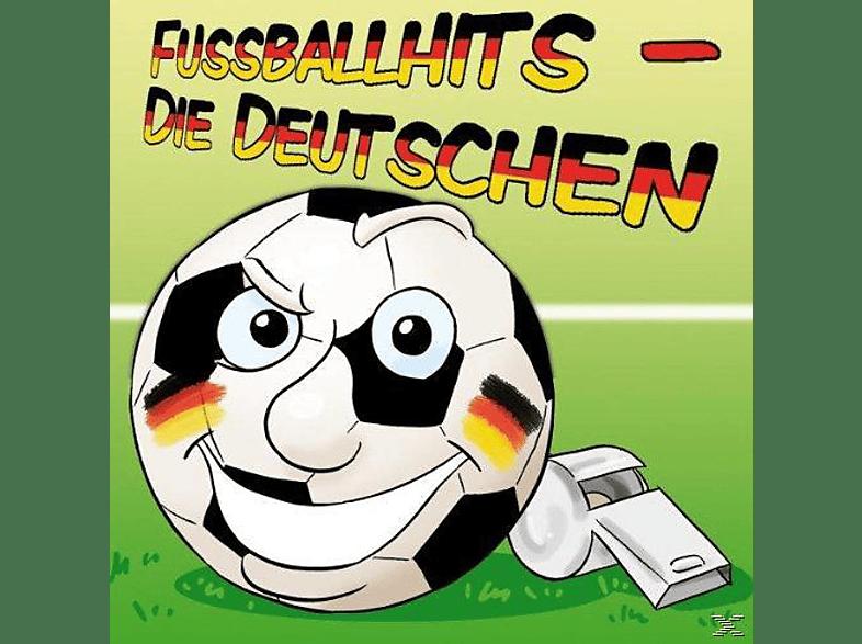 Fußball - Fussballhits-Die Deutschen [CD]