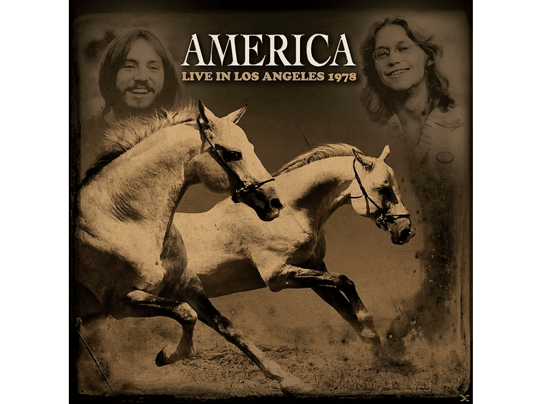America - Live In Los Angeles 1978 [CD]