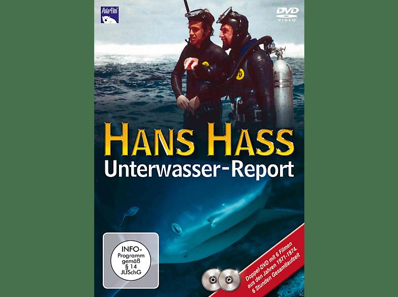 Hans Hass: Unterwasser-Report [DVD]