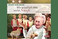 Renate Bergmann - Wir brauchen viel mehr Schafe. Die Online-Omi macht Theater - (CD)