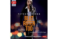 Tetsuya Honda - Blutroter Tod. Reiko Himekawa ermittelt in Tokio - (MP3-CD)
