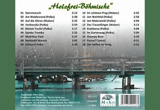Holzfrei Böhmische - Auf Dem Holzweg!?  - (CD)