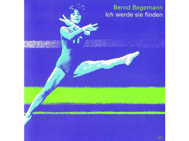 Bernd Begemann - Ich Werde Sie Finden [CD]