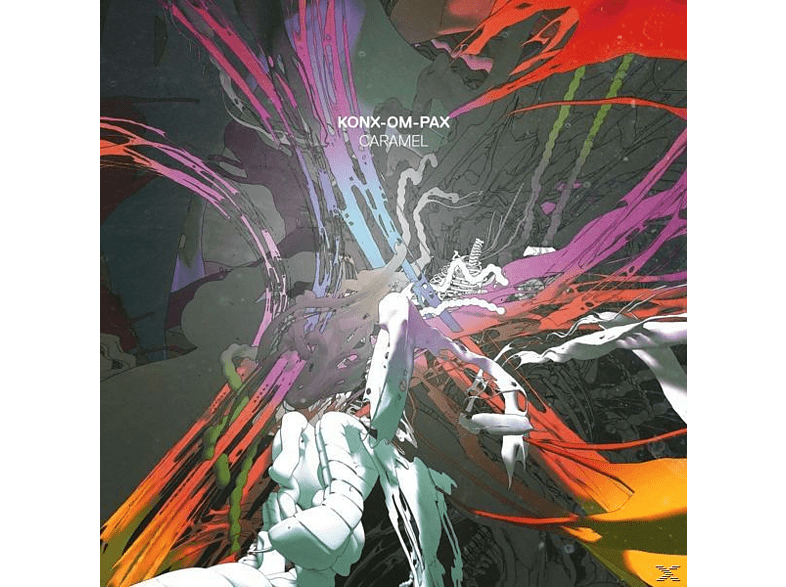 Konx-om-pax - Caramel [CD]