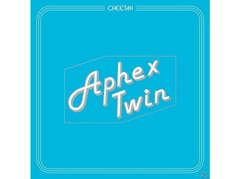 Aphex Twin - Cheetah EP [CD]