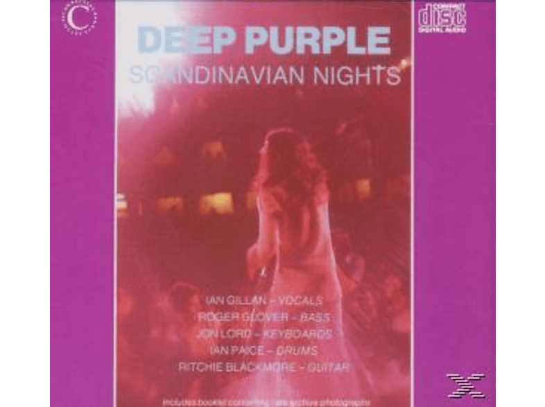 Deep Purple - Scandinavian Nights/Do-CD [CD]