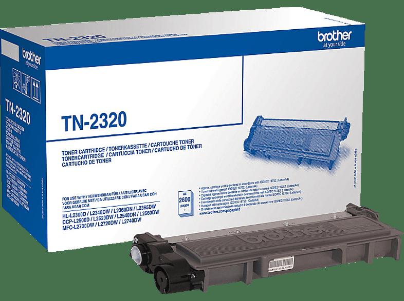 BROTHER TN-2320 Tonerkartusche Schwarz
